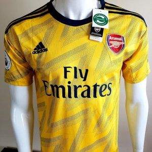 Lacazette arsenal away jersey